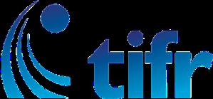 TIFR Logo New - Blue SMALL